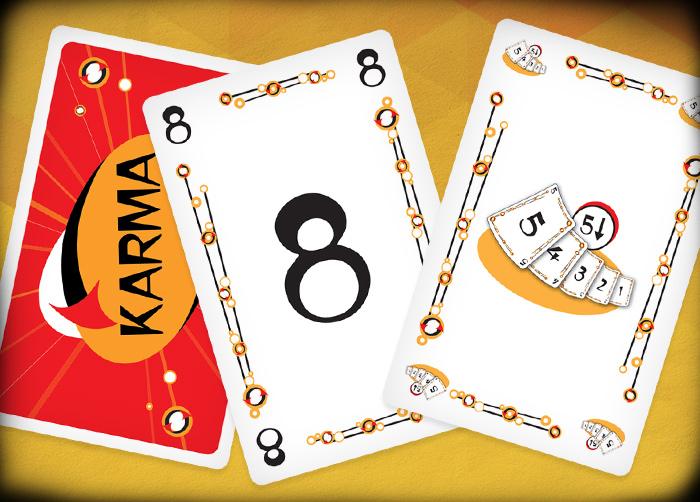 Karma karetní hra
