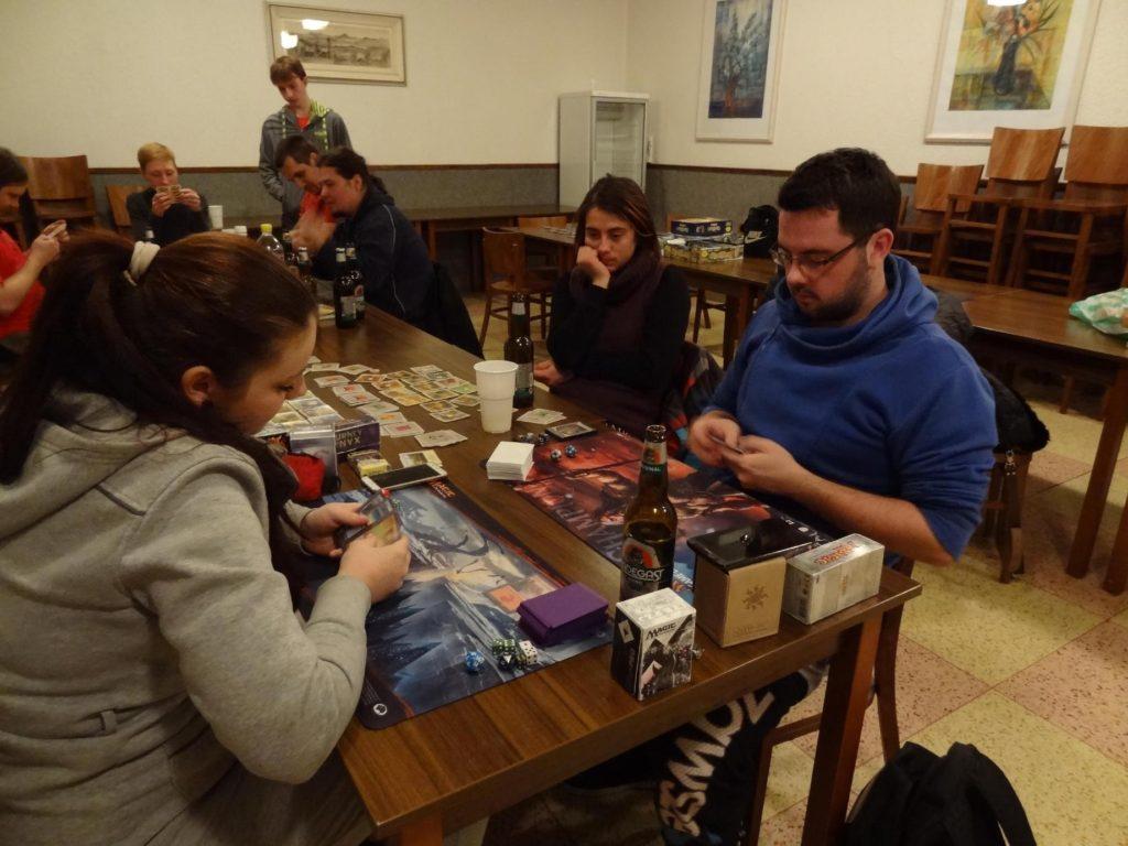 Adventní deskohraní turnaj magic - turnaj