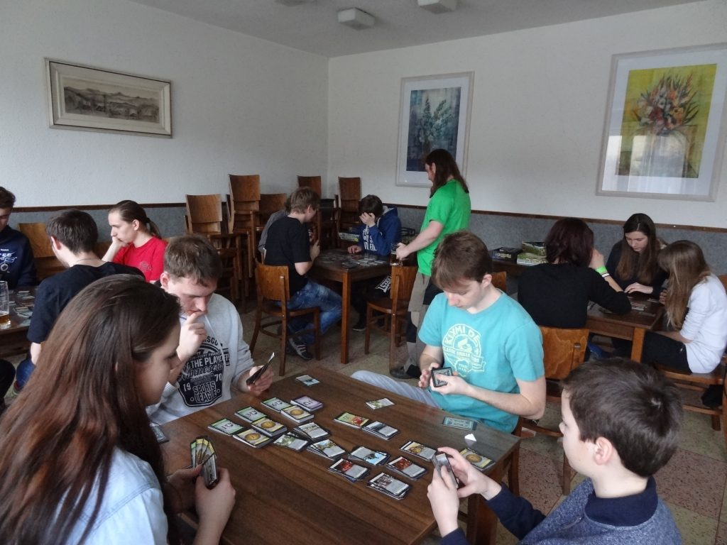 Rozehraný turnaj dominion