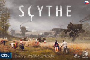 Obal hry Scythe