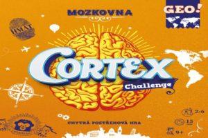 Postřehová hra Cortex Geo!