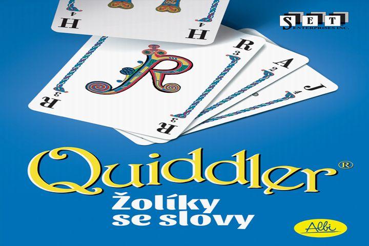 Obal karetní hry Quiddler