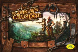 Hra Robinson Crusoe Dobrodružství na prokletém ostrově