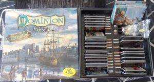 Dominion Pobřeží obsah krabice