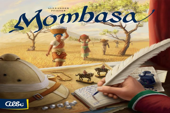 Strategická hra Mombasa