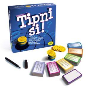 Vědomostní hra Tipni si!