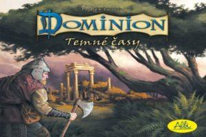 Obal karetní hry Dominion Temné časy
