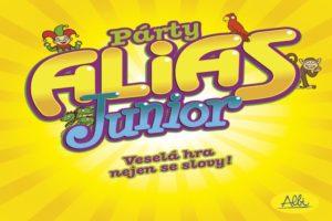 Hra pro děti Party Alias Junior